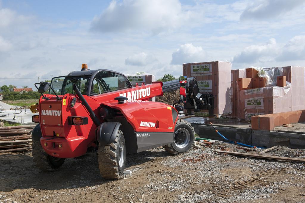 BTP & Construction, Marcantoni Fils